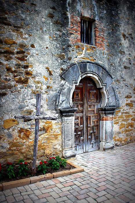 Beth Vincent - Mission Espada - Doorway