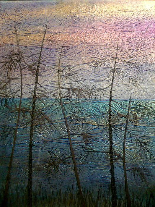 Mist Fantasy Print by Rick Silas