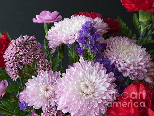Ann Horn - Mixed Bouquet
