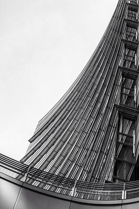 Modern Curves Print by Alfio Finocchiaro