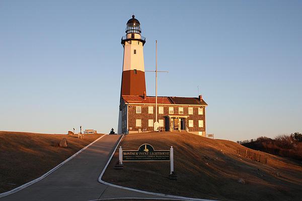 John Telfer - Montauk Lighthouse Entrance