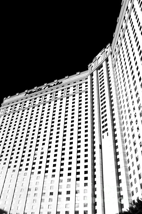 Monte Carlo Angles Print by John Rizzuto