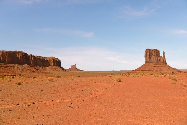 Monument Valley Navajo Tribal Park Print by Christine Till