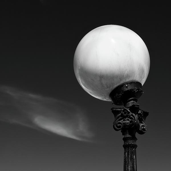 Moon Light Print by David Bowman