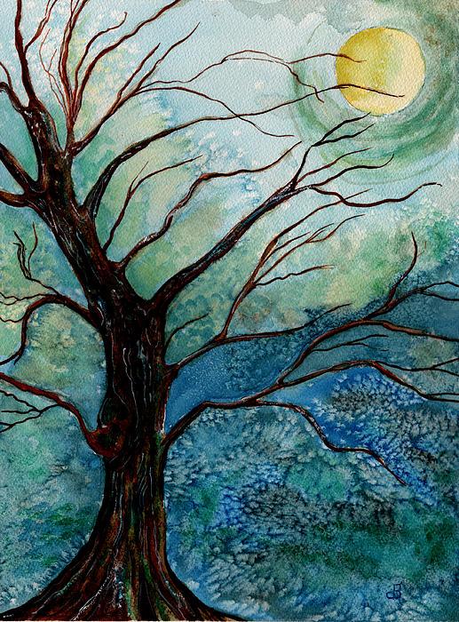 Brenda Owen - Moonrise In The Wild Night