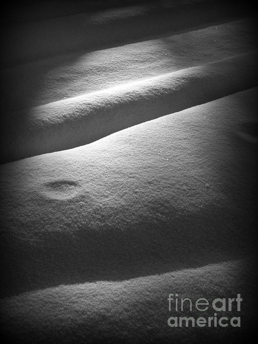 Moonscape Print by C Ray  Roth