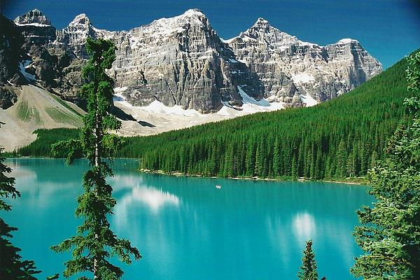 Shirley Sirois - Moraine Lake 1
