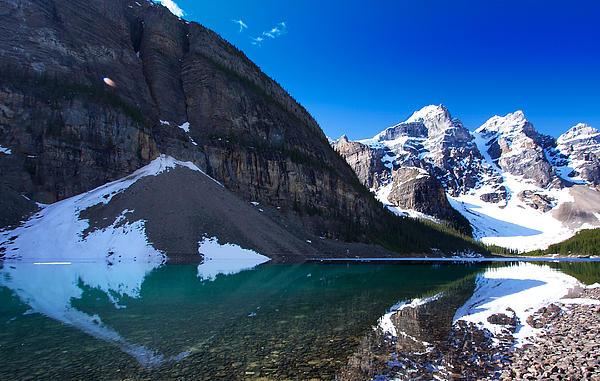Stuart Litoff - Moraine Lake #2