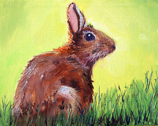 Nancy Merkle - Morning Bunny