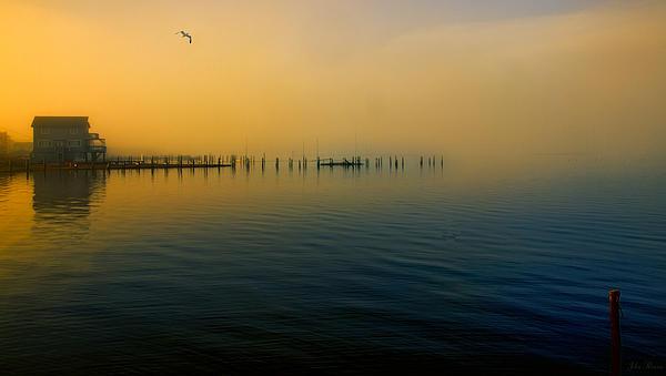 John Rivera - Morning Comes on the Bay