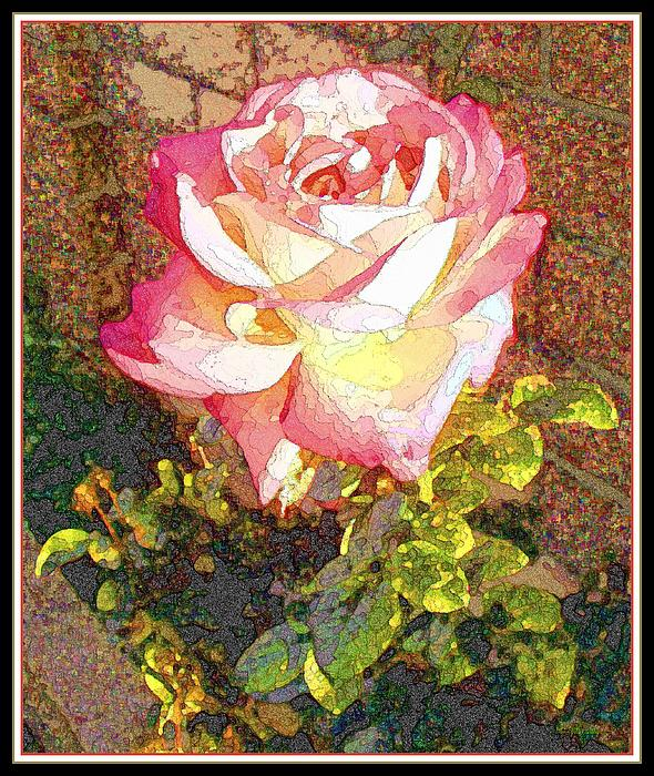 Morning Fragrance Print by Glenn McCarthy Art and Photography