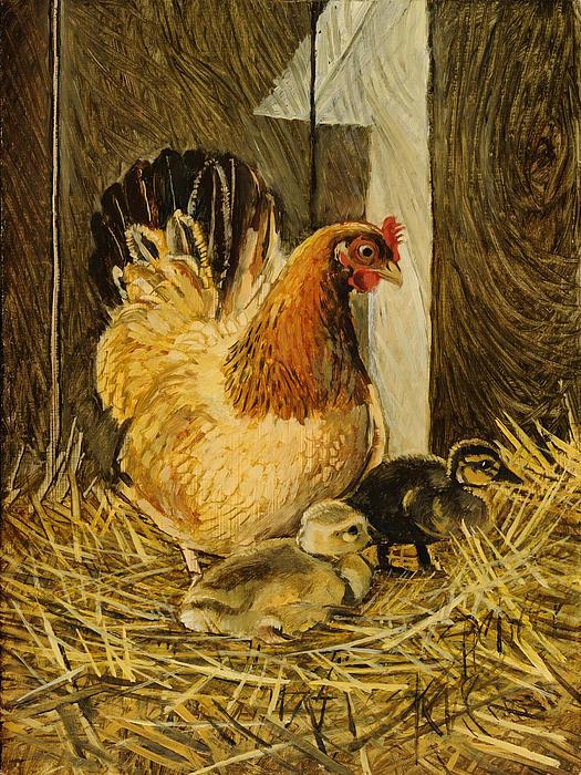 Steve Spencer - Mother Hen