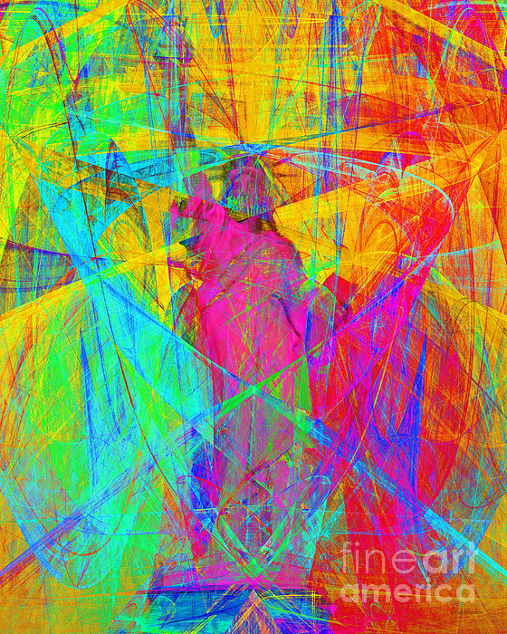 Mother Of Exiles 20130618p180 Print by Wingsdomain Art and Photography