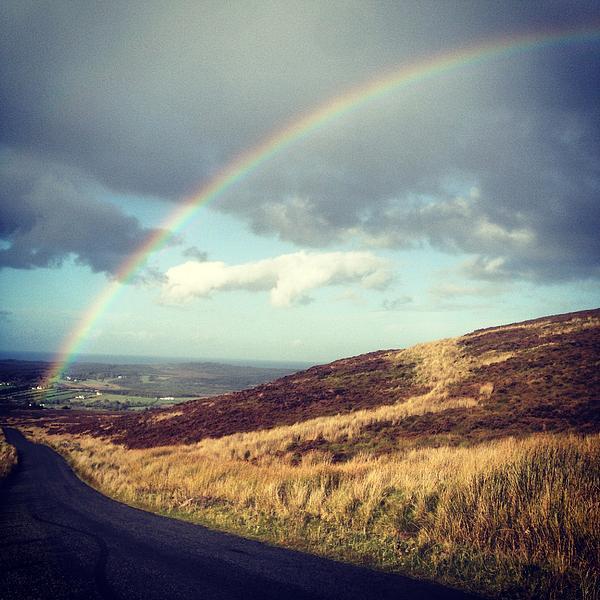 Keith Harkin - Mountain Road.