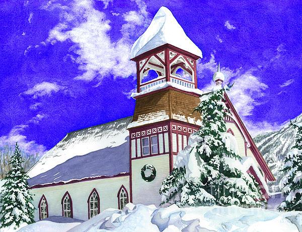 Barbara Jewell - Mountain Sanctuary 2