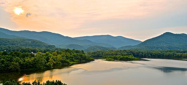 Mountain View Print by Frozen in Time Fine Art Photography