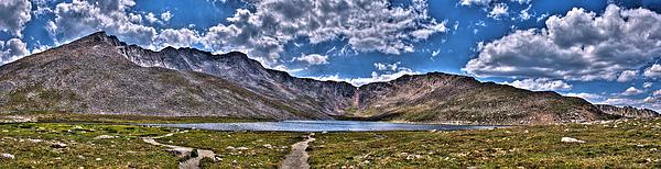 Alex Owen - Mt. Evans Panoramic