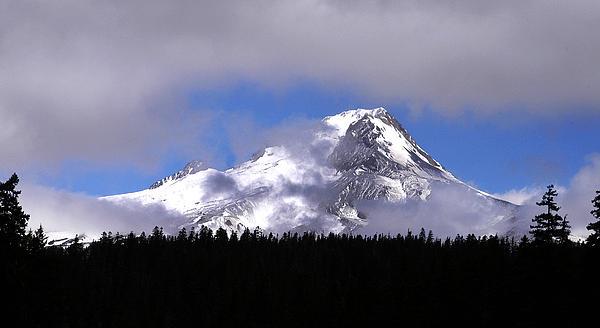 Mt. Hood- Oregon Print by Howard Koby