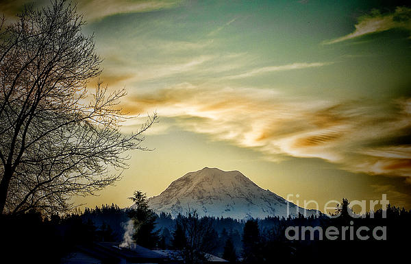 Ron Roberts - Mt. Rainier