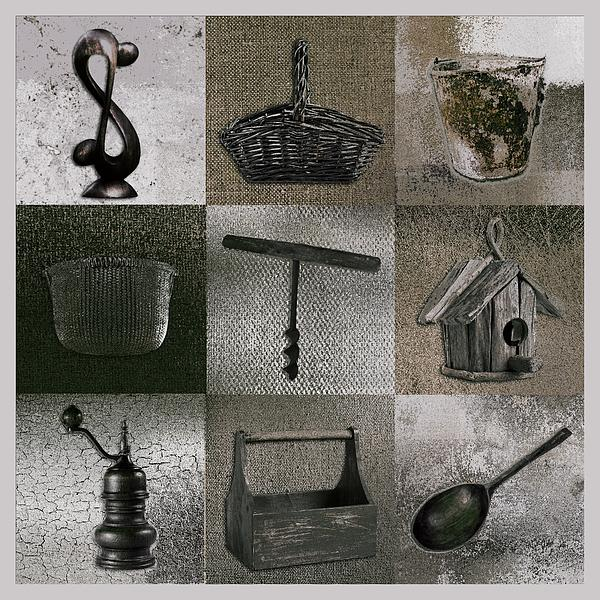 Multi Home Decor - 01v2f4c Print by Variance Collections