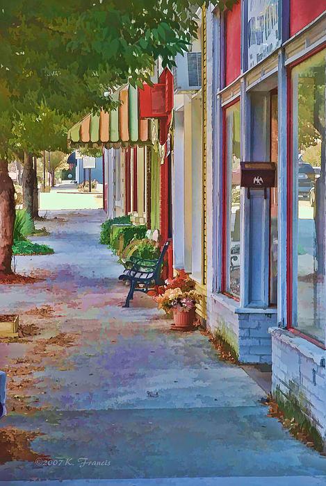 Kenny Francis - Murphy NC Sidewalk