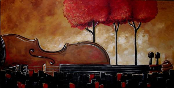 Vickie Warner - Music and Nature in Harmony