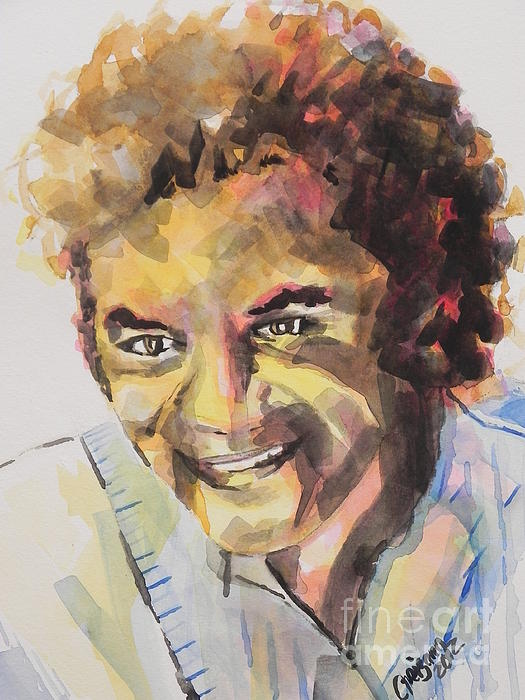 Chrisann Ellis - Music Artis  Johnny Mathis