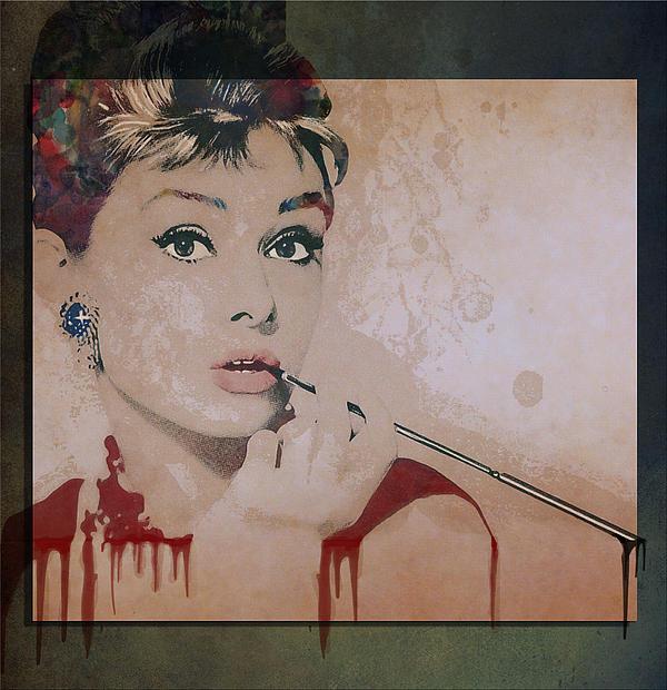 My Fair Lady Print by Marie  Gale