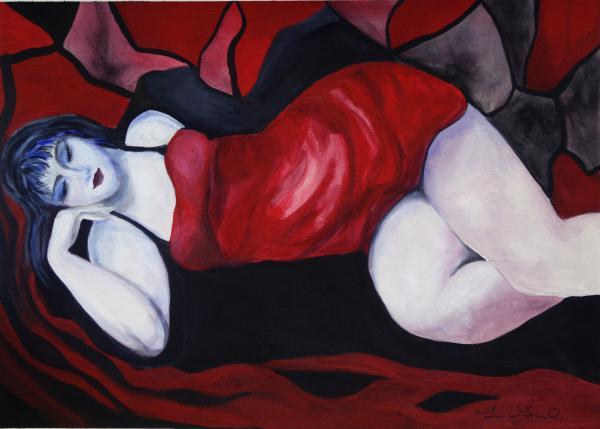 Carolyn LeGrand - My Funny Valentine