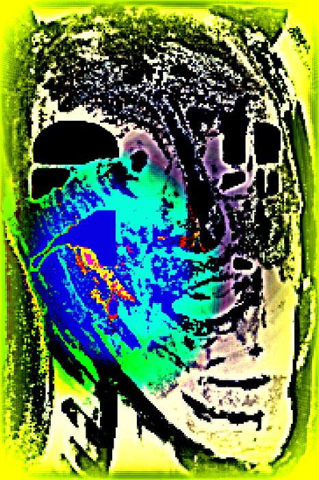 My Ghost Print by Hilde Widerberg