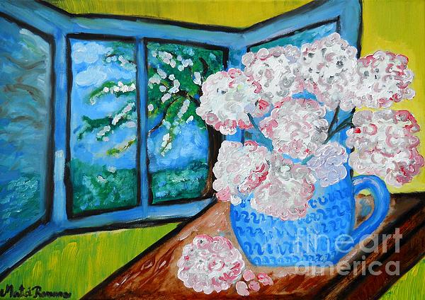 Ramona Matei - My Grandma s Flowers