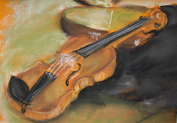 Gitta Brewster - My Lttle Violin