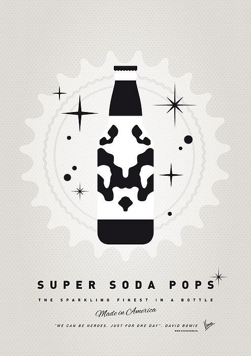My Super Soda Pops No-12 Print by Chungkong Art