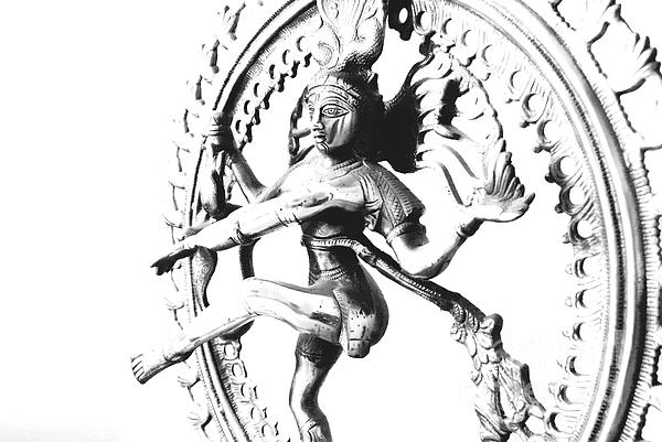 Nataraj Print by Vineesh Edakkara