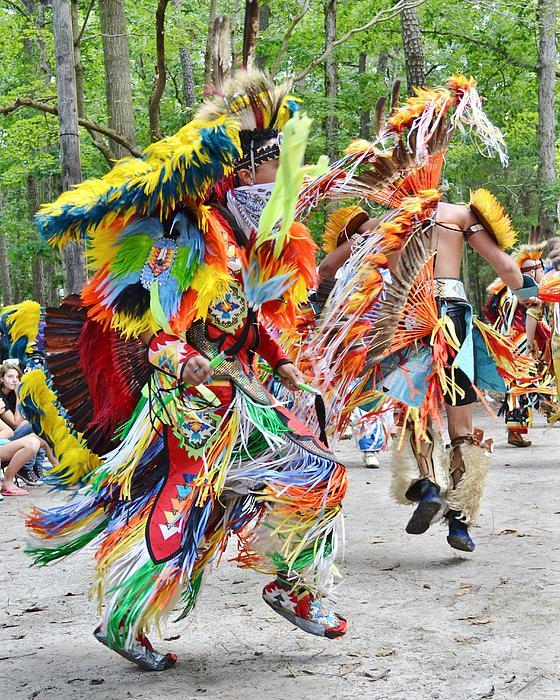 Kim Bemis - Native American Dancers - Nanticoke Powwow