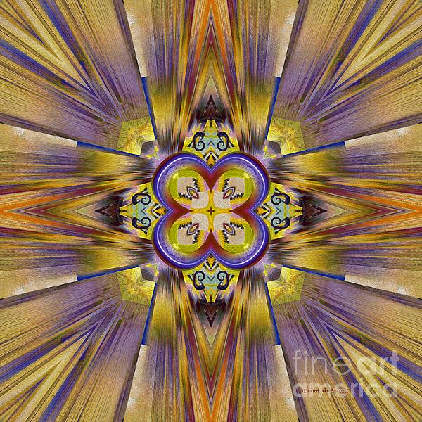 Native American Spirit Print by Deborah Benoit