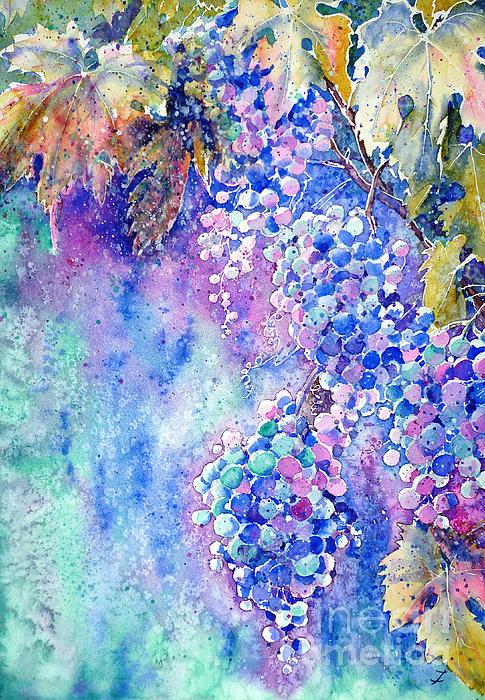 Nectar Of Nature Print by Zaira Dzhaubaeva
