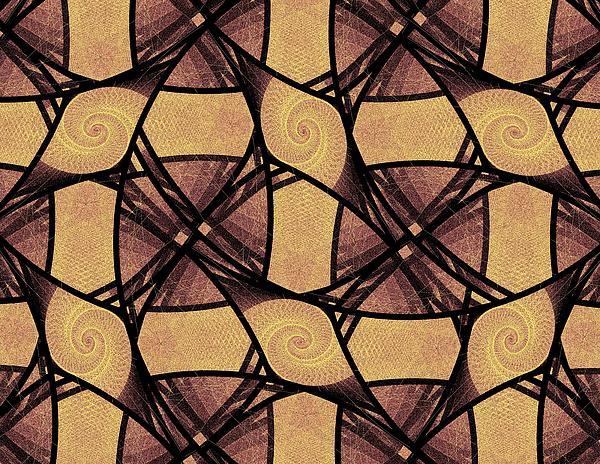 Net Print by Anastasiya Malakhova