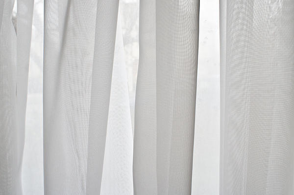 Net Curtain Print by Tom Gowanlock