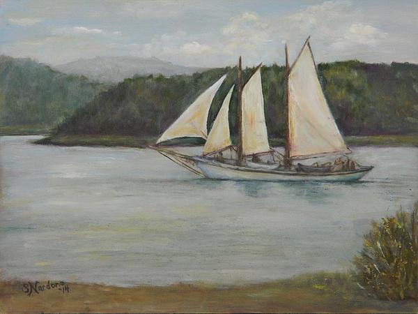 Sandra Nardone - New England Schooner