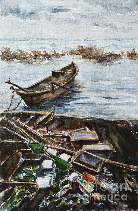 Xueling Zou - New England Wharf