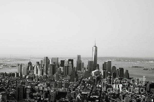 New York City Print by Linda Woods