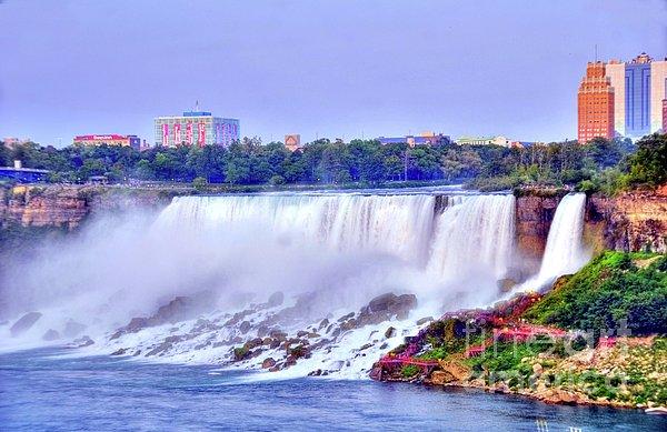 Niagara Falls Print by Kathleen Struckle