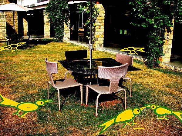 Anand Swaroop Manchiraju - Nice Place To Sit