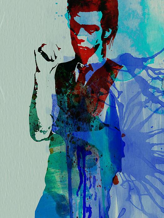 Nick Cave Print by Naxart Studio