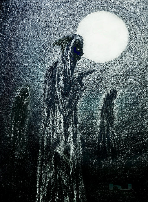 Hartmut Jager - Night Of The Mad Monks