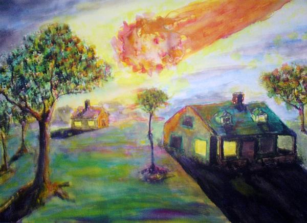 Douglas Beatenhead - Night Time Catastrophe