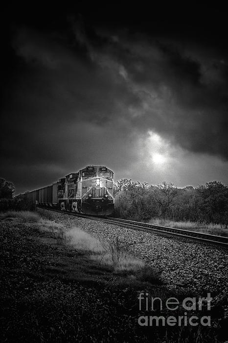 Robert Frederick - Night Train