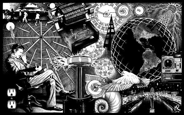 Matthew Ridgway - Tesla