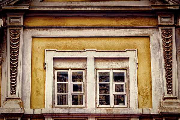 Joan Carroll - Nitty gritty window
